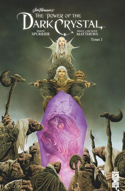 Dark Crystal - Tome 01 - 9782331045837 - 9,99 €