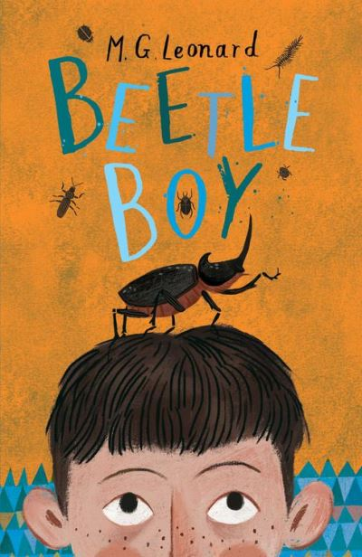 The battle of the Beetles - Tome 1 : Beetle boy