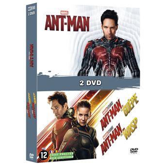 Ant-manCoffret Ant-Man 1 et 2 DVD