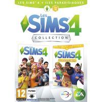 Pack Les Sims 4 + Iles Paradisiaques PC et Mac