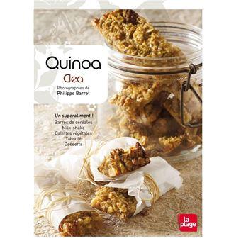 Quinoa - broché - Clea - Achat Livre   fnac eb18a262dc4