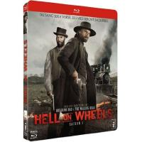 Hell on Wheels Saison 1 Blu-Ray