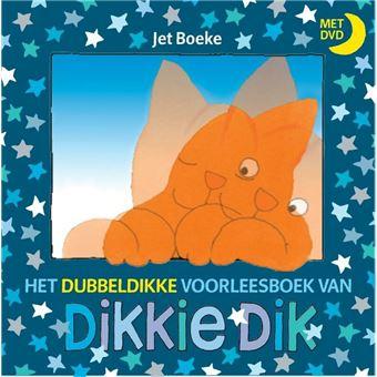Dikkie DikHet dubbeldikke voorleesboek van Dikkie Dik