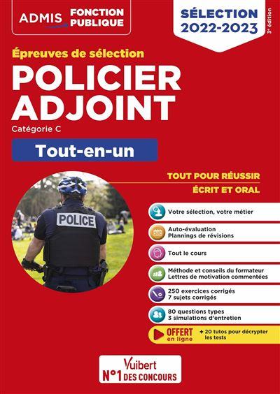 Adjoint de sécurité - Catégorie C - Tout-en-un