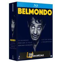 Coffret Jean-Paul Belmondo 5 Films Edition Spéciale Fnac Blu-ray