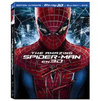 The Amazing Spider-Man - Combo Blu-Ray 3D + DVD