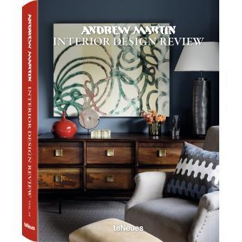 Interior Design Review Volume 19 Relie Andrew Martin Achat Livre Fnac