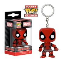 Porte-clés Funko Pocket Pop Marvel Deadpool 4 cm