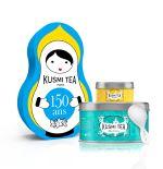 KUSM Coffret Kusmi Tea Doll Les Bien-être Blue Detox 125 g av...
