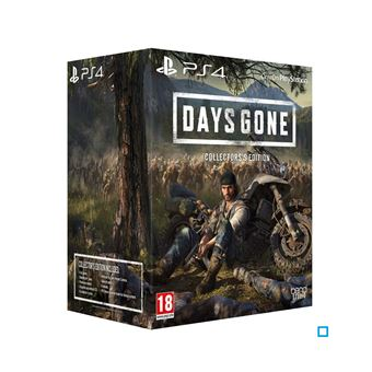 Days Gone Edition Collector PS4
