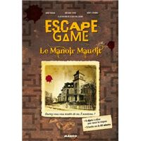 Escape Game Jeux Collection Escape Game Fnac