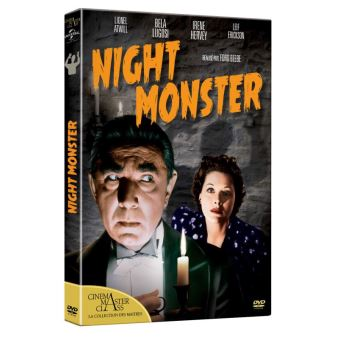 Night Monster DVD