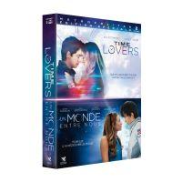 Coffret Time Lovers et Un monde entre nous DVD