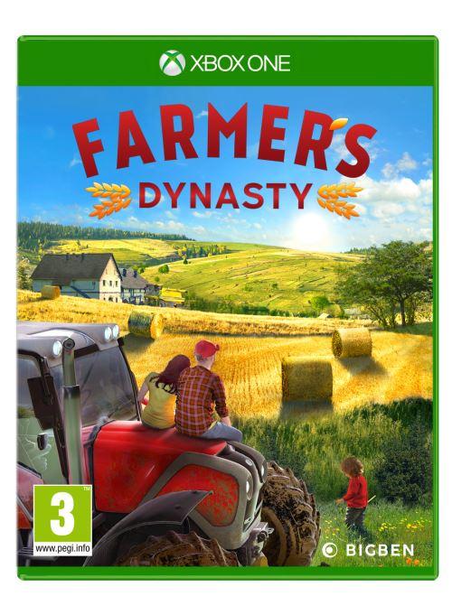 OCC Farmer's Dynasty Xbox One