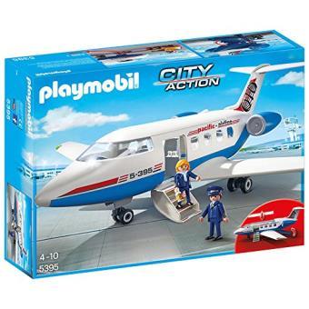 Playmobil City Action 5395 Avion