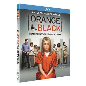 Orange is the New BlackOrange Is the New Black Saison 1 Blu-ray