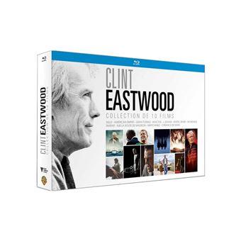 Coffret Eastwood Blu-ray