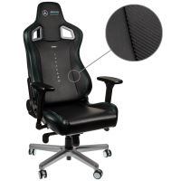 Chaise Gaming Noblechairs Epic Mercedes AMG Petronas Noir