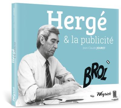 Hergé et la publicité