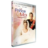Le Prince et Moi Le Mariage Royal DVD