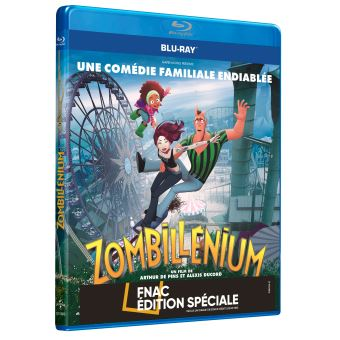 ZombilléniumZombillénium Edition spéciale Fnac Blu-ray