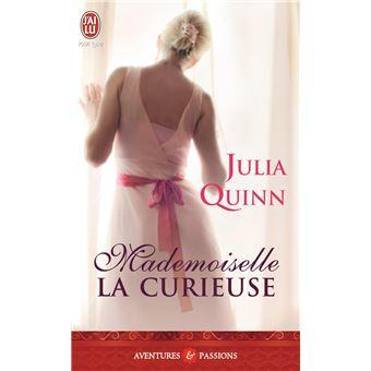 Bevelstoke - Tome 2 : Mademoiselle la Curieuse de Julia Quinn Mademoiselle-la-curieuse