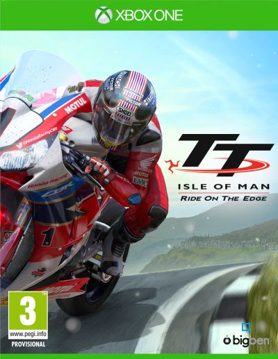 Tourist Trophy Isle of Man Xbob One
