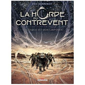La bande-dessinée française - Page 4 Le-Cosmos-est-mon-campement