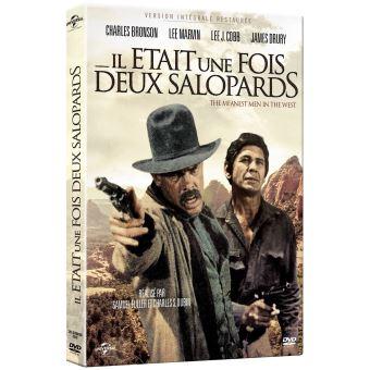 Il était une fois 2 salopards DVD
