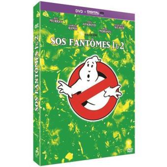 SOS FantômesSOS Fantômes 1 & 2 DVD