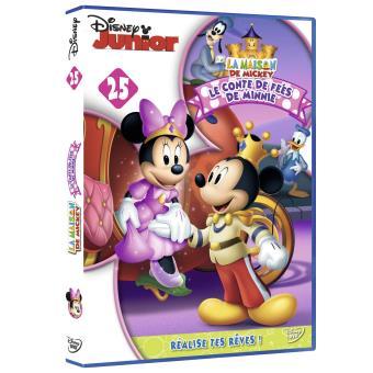 La Maison de MickeyMAISON DE MICKEY VOL 25-FR