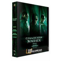 Coffret Matrix Edition Spéciale Fnac DVD