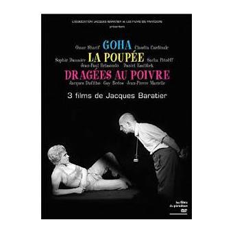 Jacques Baratier, Coffret 3 films DVD