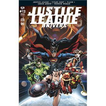 Justice leagueLa conclusion de la guerre de Darkseid !