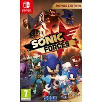 Sonic Forces Edition Bonus Nintendo Switch
