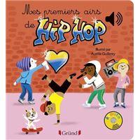 Mes premiers airs de Hip-hop, Livre sonore