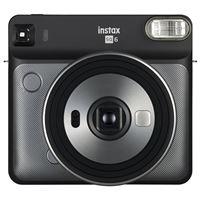 Fuji Instax Compact Camera Square SQ6 Grafiet + Films + Square Box (PF)