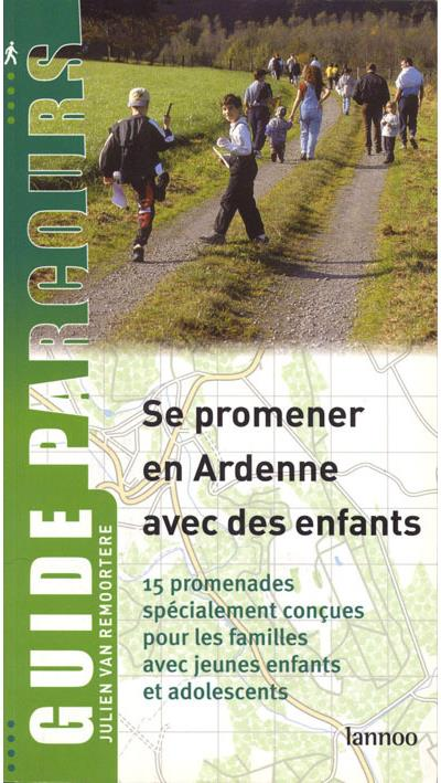 Se promener en Ardennes avec des enfants
