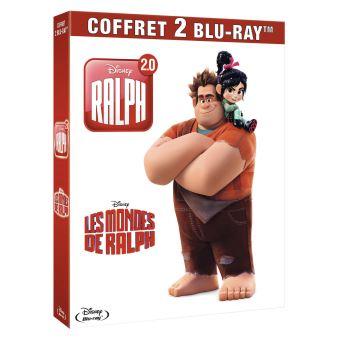 RalphRALPH + RALPH 2.0-COFFRET-FR-BLURAY