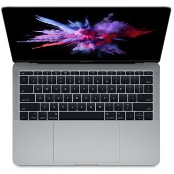 "Apple Macbook Pro 13""/i5-7360U/8GB/128GB/Int Graph 640/SP GR MPXQ2N QW"