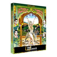 Coffret Lang : Le Tigre du Bengale et Le Tombeau hindou Exclusivité Fnac Blu-ray