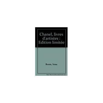 Chanel Livres D Artistes