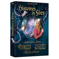 Histoires de fées Edition Fourreau DVD