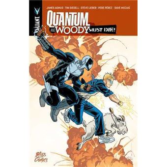 Quantum and WoodyQuantum and woody must die