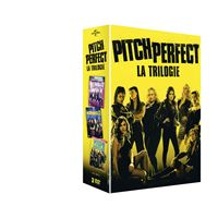 Coffret Pitch Perfect La Trilogie DVD