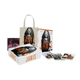 Janis Edition Collector Combo Blu-ray DVD
