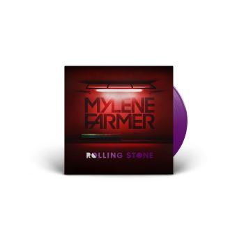 Rolling Stone Vinyle violet Edition Limitée