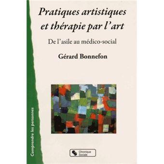 Pratiques artistiques et therapie par l'art