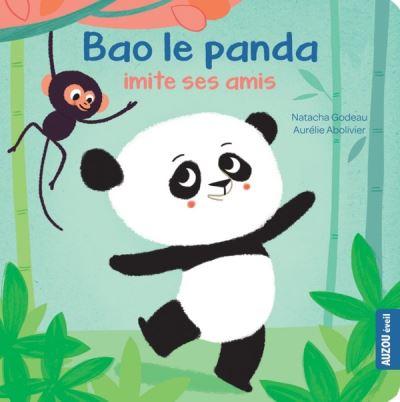 Bao panda veut imiter ses amis
