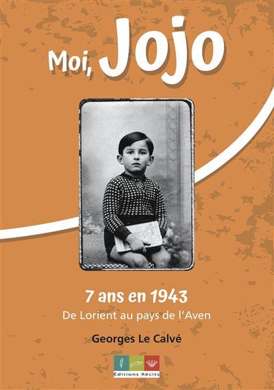Moi, Jojo, 7 ans en 1943